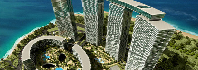 Real Estate Development:  Chinese invest in Dubai